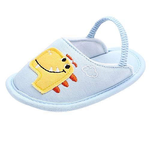 cinnamou Baby Bodenschuhe, Warme Hausschuhbabyschuhe-Kleinkindschuhe Der Kleinen Gelben Entenbaumwolle Der Karikatur Tierischen Regenbogens