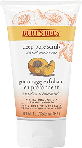 Exfoliante facial natural Burt´s Bee