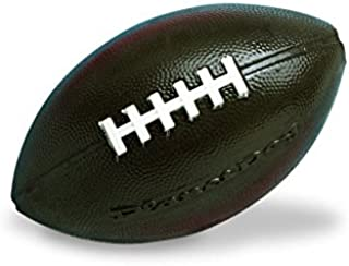 Planet Dog Orbee Tuff Football, Chew-Fetch-Play Toy for Medium to Large Dogs, Made in the USA, 100% Guaranteed, 6-Inch, Brown