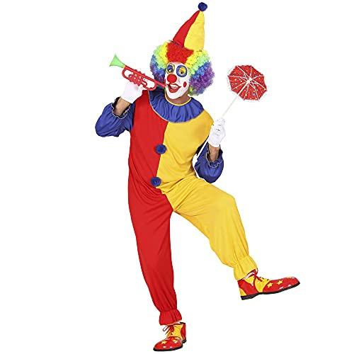 Widmann Déguisement Clown Homme - Medium