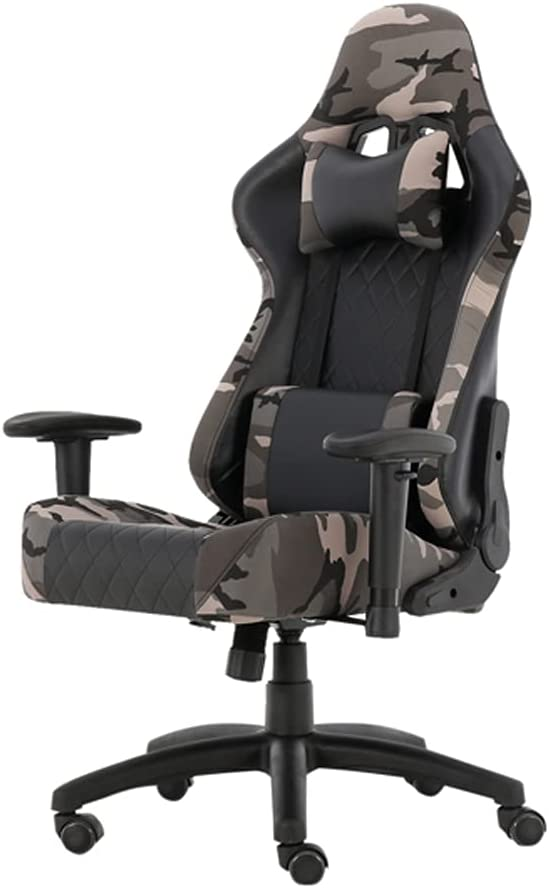 JJCF Gaming Chair Office Computer Mail order cheap Super beauty product restock quality top! Video Bac Ergonomic Game