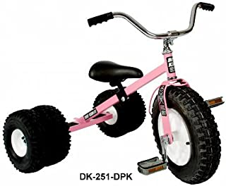 Dually Kid's Tricycle (Pink)