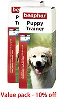 Dog training pet training for toilet Beaphar PUPPY TRAINER 20ML (NEW PACK WITH UK & ARABIC LABEL) Value pack of 2 pcs