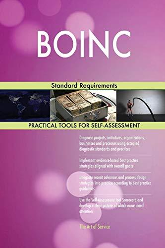 BOINC Standard Requirements