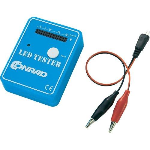 Conrad LED de Tester