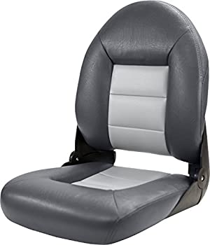 Navy-style Back High Tempress Boat Seat