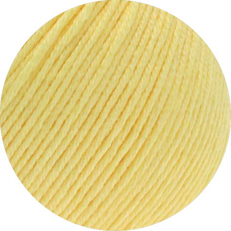 Lana Grossa Soft Cotton 11 - Gelb