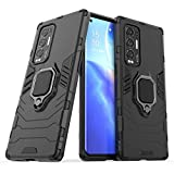 BeyondTop Case for Oppo Find X3 Neo/Reno5 Pro+ 5G Metal