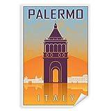 Postereck - 1881 - Palermo, Italien Sizilien Europa