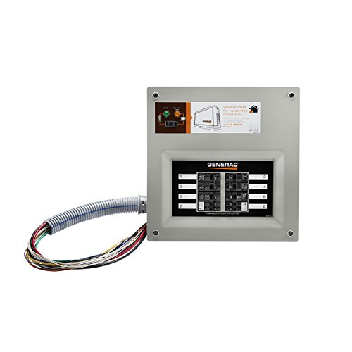 Generac 9854 Manual Transfer Switch