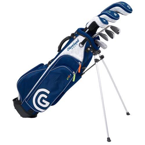 Cleveland - Golf Junior - Golfschläger-Komplettset für Herren, C0035548, Wie abgebildet, 10-12 ans