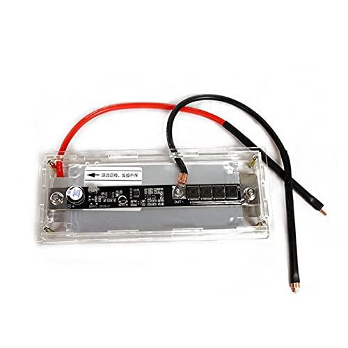 Punktschweißgerät, integriertes Mini-Hochleistungsschweißgerät, 5000 mA, 3,7–4,2 V, wiederaufladbar per USB, mit Nickel-Streifen-Punktschweißgerät (Größe: 20 x 8 x 2 cm)
