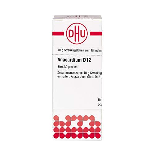 DHU Anacardium D12 Streukügelchen, 10 g Globuli
