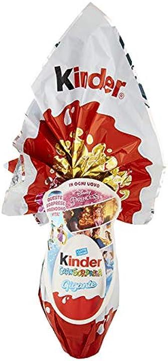 Kinder gransorpresa 8802 uovo di cioccolato gigante miracolous, 320 gr B013R9E6MS