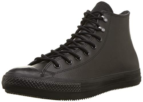 Converse Damen Chuck Taylor All Star Winter First Steps Boot modischer Stiefel, Schwarz, 37 EU