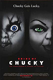 Bride Of Chucky - Authentic Original 26.75