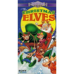 Enchanted Tales: The Christmas Elves [VHS]
