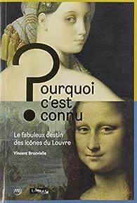 Pourquoi c'est connu ? : Le fabuleux destin des icônes du Louvre par Vincent Brocvielle