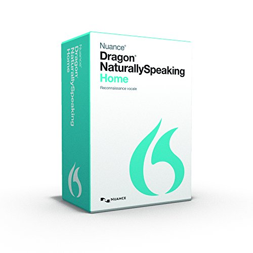 Nuance Communications Dragon NaturallySpeaking Home - (