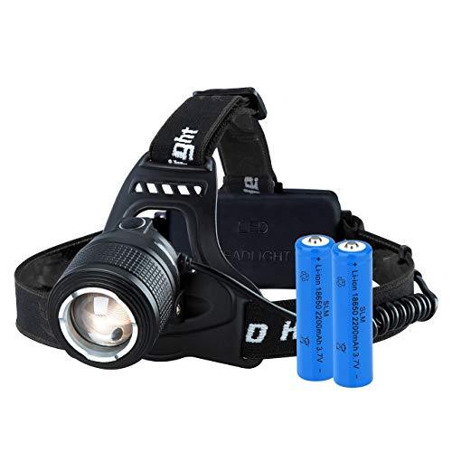 Linterna Frontal LED