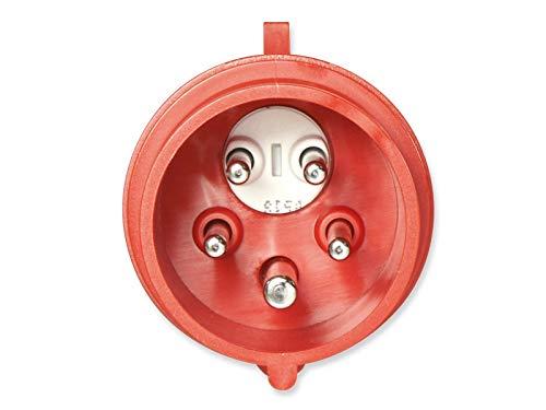 REV Ritter 0512542555 CEE-Phasenwender 5polig, rot