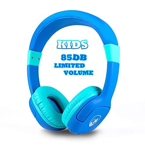 Kids Wireless Headphones with Microphone Over-Ear/On-Ear, Sigo...