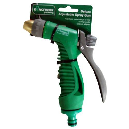 Kingfisher 612/DX Pistolet pulvérisateur Traditionnel très résistant Vert
