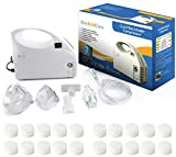 BeC Travel Portable Cool Mist Generating Kit, Includes 20 Filters, Carry Bag and Accessories