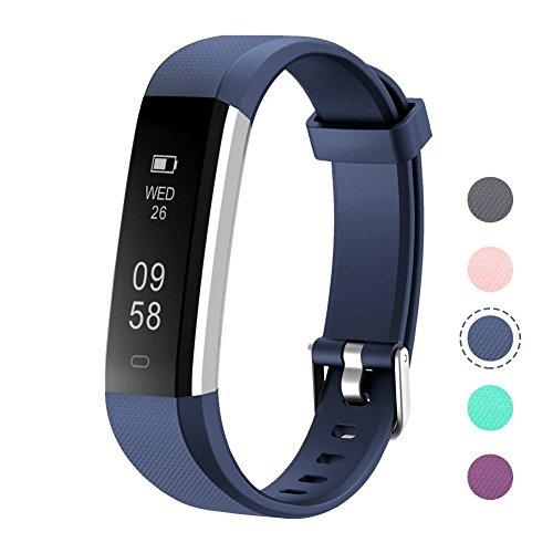 Fitness Tracker, letscom deportes Fitness Tracker reloj con Slim pantalla táctil, pulsera de actividad Tracker como… 1