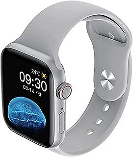 ACNORIA CARE - ساعة ذكية جديدة 2021 HW22 ساعة ذكية 1.7 بوصة بمينا مخصص بلوتوث مكالمة 44 مم لمعدل ضغط الدم لمتتبع اللياقة ا...