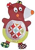 ebulobo Woodours - Cuenco de melamina con forma de oso
