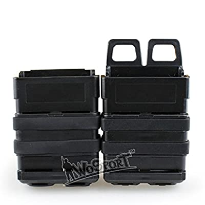 OAREA Fast MAG Tactical Vest Accessory Box Pouch Outdoor Middle Size for M4 MAG Polymer