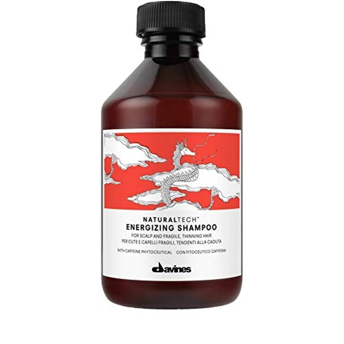 橋脚ロマンチッククレア[Davines ] シャンプー250ミリリットルを通電ダヴィネス - Davines Energising Shampoo 250ml [並行輸入品]