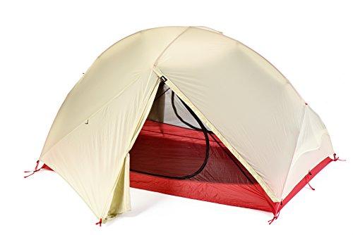 OUTAD Tenda da Campeggio Ultraleggera (Singola) Tenda per Spiaggia 216 x 76 x 95 cm Impermeabile ed Anti-UV