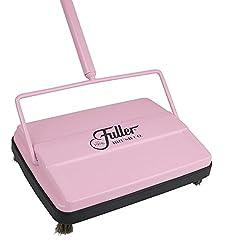 Fuller Brush Electrostatic Carpet And Floor Sweeper