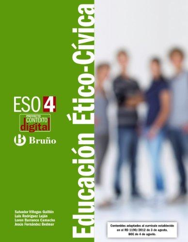 ContextoDigital Educación ético-cívica 4 ESO - 3 volúmenes: Edición 2012