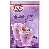 Dr. Oetker Waldbeerencreme Dessert, 56 g -
