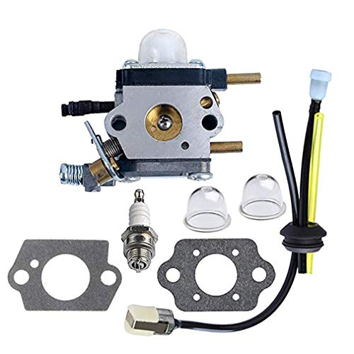 Best Price WONDER MASTER C1U-K54A Carburetor for Mantis Tiller 7222 7222E 7222M 7225 7230 7234 7240 ...