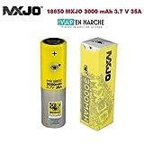 MXJO 3000 mAh 3.7V 35A Vap'En Marche