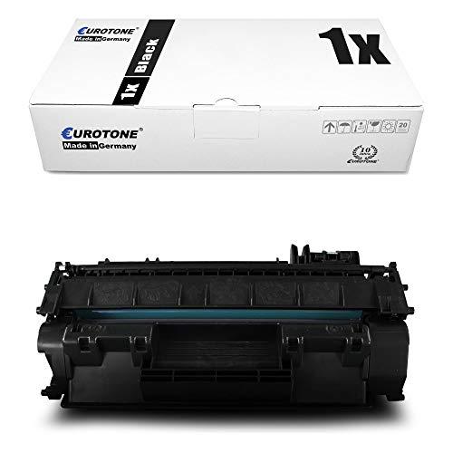 1x Eurotone Toner für Canon PC-D 320 340 ersetzt 7833A002 FX8 8955A001 Schwarz Black