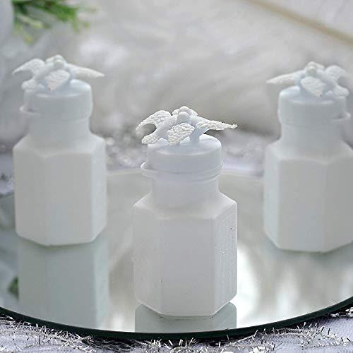 Hochzeitsseifenblasen in 3 verschiedenen Motiven mit besonders großen Seifenblasen (Tauben)