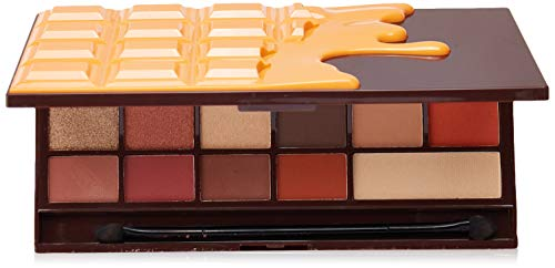 I Heart Makeup - Chocolate Orange Paleta De Sombras