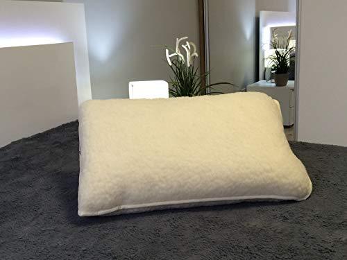 Cuscino 40 x 60 cm – lana merino, cuscino da divano con imbottitura e rivestimento – Il cuscino perfetto per la vostra casa / cuscino con imbottitura/cuscino interno 40 x 40 cm