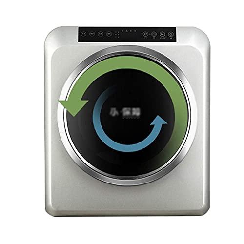 Kleine wasdroger 6 kg droogcapaciteit Umble droger 3D dynamisch drogen Smart Touch wasdroger Schoenendroger 30-120…