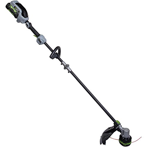 Purchase EGO ST1521S 15 String Trimmer with Carbon Fiber Split Shaft with 2.5 Ah Battery and Standa...