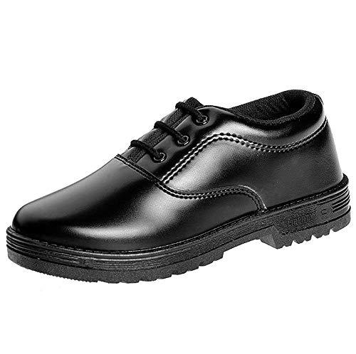 Liberty Boy's Formal Shoes-5 UK/India (38EU) (HumS_Black_5)