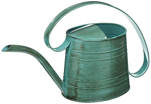 Robert Allen Home & Garden MPT01505 Danbury Watering Can.5 Gallon, Surf