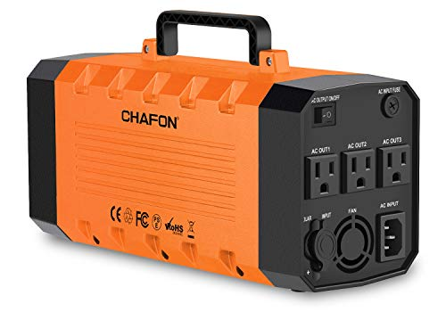 Chafon 346 Portable Power Supply