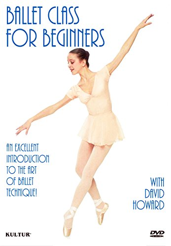 Ballet Class For Beginners With David Howard [UK Import]