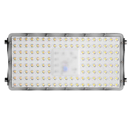 XICI Luz de inundación llevada Proyector al Aire Libre Reflector Lámpara de Pared Reflector IP65 Impermeable Iluminación de jardín
